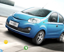 Chery Car. Photo from cheryinternational.com