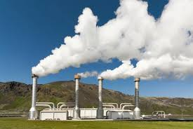 Geothermal power plant. Geothermal or coal-fired power? www.iwnsvg.com