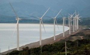 Wind Farm in Ilocos Norte. Photo from tourism.gov.ph